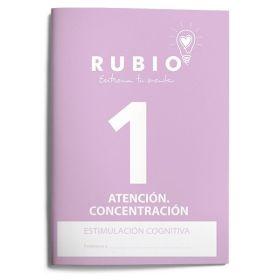 RUBIO - ESTIMULACION COGNITIVA ATENCION 1