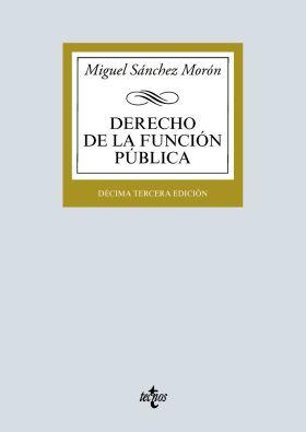 DERECHO DE LA FUNCION PUBLICA