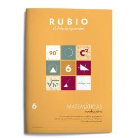 RUBIO - MATEMATICAS EVOLUCION 6