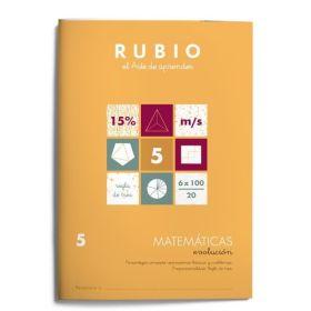 RUBIO - MATEMATICAS EVOLUCION 5
