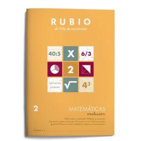 RUBIO - MATEMATICAS EVOLUCION 2