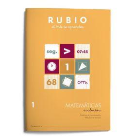 RUBIO - MATEMATICAS EVOLUCION 1