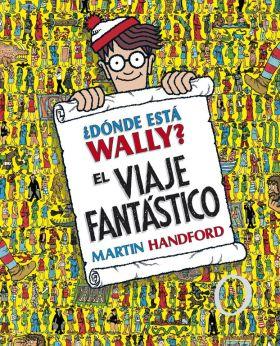DONDE ESTA WALLY EL VIAJE FANTASTICO