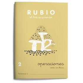 RUBIO - CUADERNO OPERACIONES 2