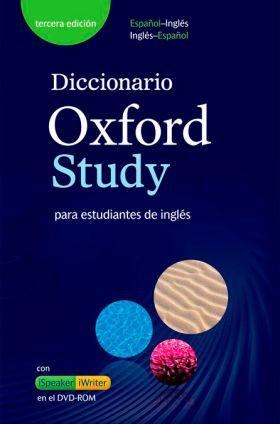 DICCIONARI OXFORD STUDY (+CD-ROM). BILINGUE 3ªEDIC