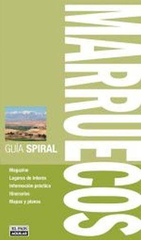 MARRUECOS GUIA SPIRAL