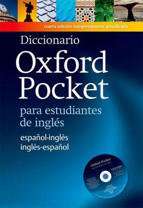 DICCIONARIO OXFORD POCKET INGLES ESPAÑOL 4ª ED.