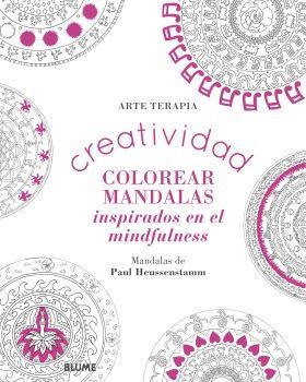 CREATIVIDAD. COLOREAR MANDALAS INSPIRADOS EN EL MI