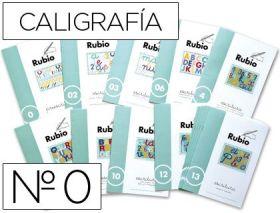 RUBIO - CUADERNO PREESCRITURA 0