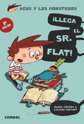 1 ¡LLEGA EL SR. FLAT!