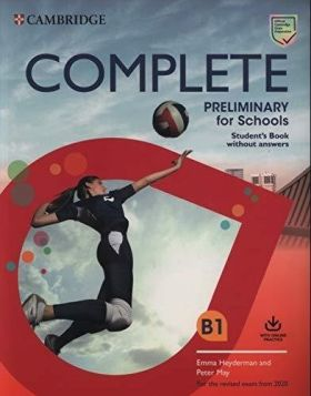 COMPLETE PRELIMINARY FOR SCHOOLS STUDENT S BOOK WI