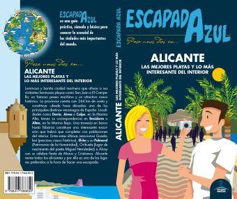ALICANTE COSTA ESCAPADA AZUL