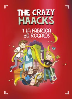 THE CRAZY HAACKS Y LA FABRICA DE REGALOS