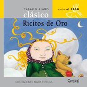 RICITOS DE ORO - MAYUSCULAS