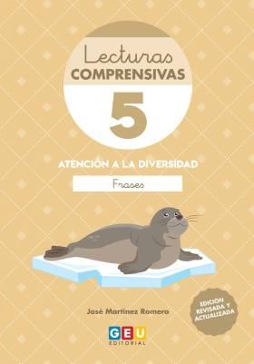 LECTURAS COMPRENSIVAS 5 - 4 EDICION