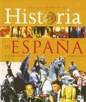 ATLAS ILUSTRADO HISTORIA DE ESPAÑA