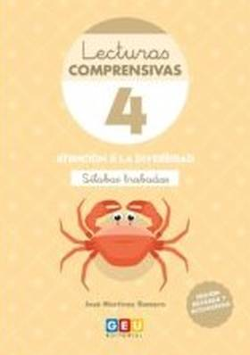LECTURAS COMPRENSIVAS 4 - 4 EDICION