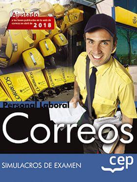 PERSONAL LABORAL. CORREOS. SIMULACROS DE EXAMEN