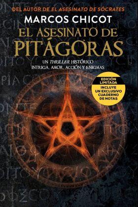 EL ASESINATO DE PITAGORAS, EDICION EXCLUSIVA, INCL
