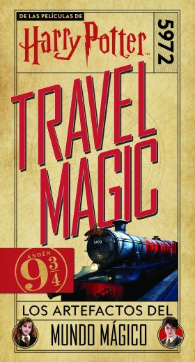HARRY POTTER TRAVEL MAGIC