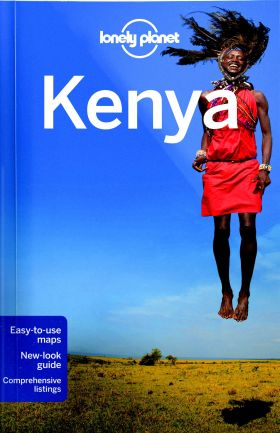 KENYA 9  *LONELY PLANET ING.2015*