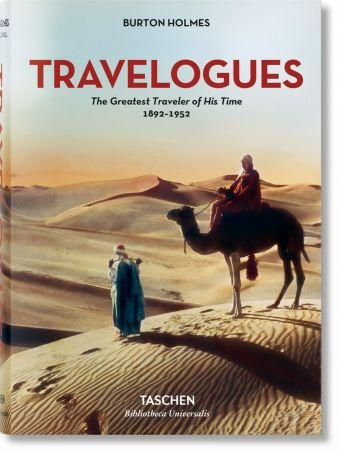 TRAVELOGUES. THE GREATEST TRAVELER OF HIS TIME (IN