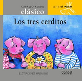 TRES CERDITOS - MAYUSCULAS