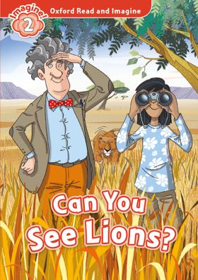 ORI 2 CAN YOU SEE LIONS MP3 PK