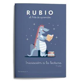 LECTURAS COMPRENSIVAS RUBIO +5 INICIACION A LA LECT