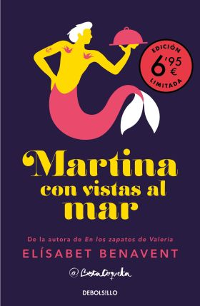 MARTINA CON VISTAS AL MAR (EDICION LIMITADA A PREC