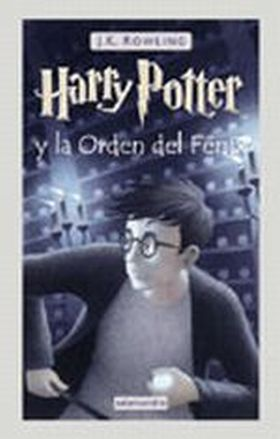 HARRY POTTER Y LA ORDEN DEL FENIX V
