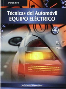 TECNICAS DEL AUTOMOVIL.EQUIPO ELECTRICO