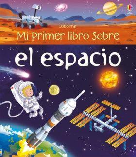 MI PRIMER LIBRO DE PALABRAS DEL ESPACIO