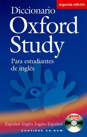 OXFORD STUDY +CD 2ED BILINGUE 4 EDICION