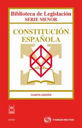 CONSTITUCION ESPAÑOLA (4ª ED.)