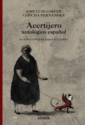 ACERTIJERO ANTOLOGICO ESPAÑOL