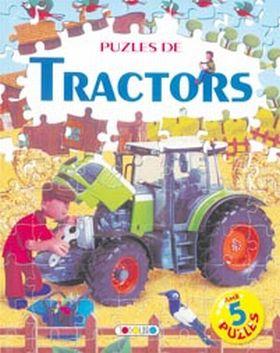 PUZLES DE TRACTORS