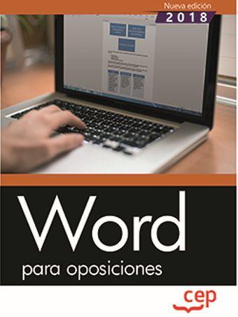 WORD PARA OPOSICIONES