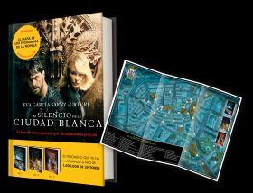 PACK EL SILENCIO DE LA CIUDAD BLANCA + MAPA DE ESCENARIOS