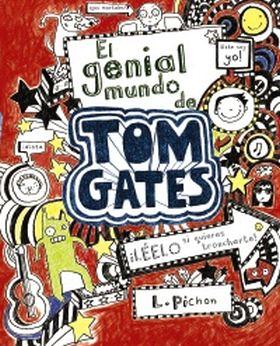 1.EL GENIAL MUNDO DE TOM GATES