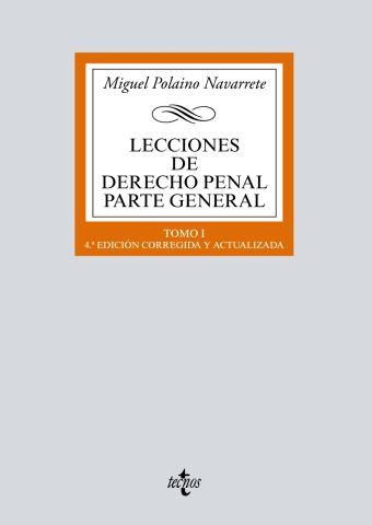 LECCIONES DE DERECHO PENAL PARTE GENERAL