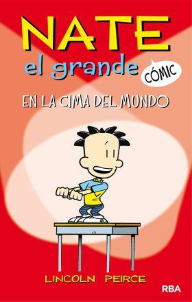 EN LA CIMA DEL MUNDO. NATE EL GRANDE 1 COMIC