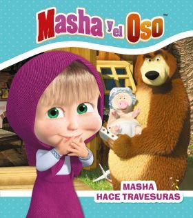 MASHA HACE TRAVESURAS