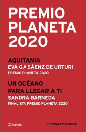 ESTUCHE PREMIO PLANETA 2020