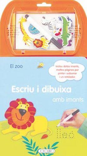 ESCRIU I DIBUIXA AMB IMANTS