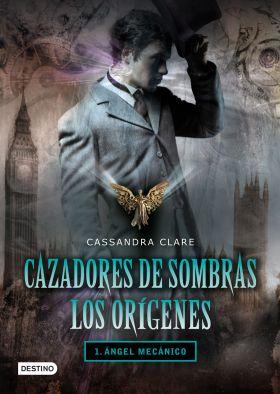 1 CAZADORES DE SOMBRAS LOS ORIGENES
