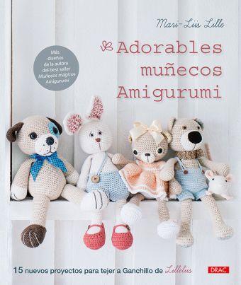ADORABLES MUÑECOS AMIGURUMI