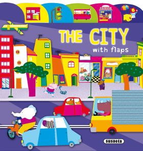 THE CITY (WITH FLAPS)