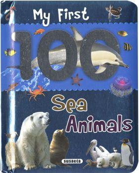 SEA ANIMLAS (MY FIRTS 100)