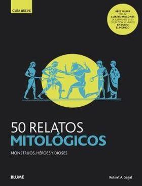 GB. 50 RELATOS MITOLÓGICOS